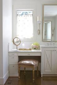 cozy inspiration bathroom vanities with makeup table interior pertaining to vanity ideas 17