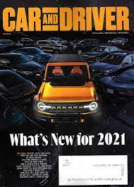 Hiring a car service in land o' lakes has never been easier, or more affordable. Car And Driver Magazine October 2020 What S New For 2021 Buy Online In Angola At Angola Desertcart Com Productid 232674760