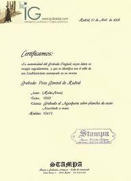 Formato De Certificados De Antiguedad