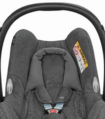 maxi cosi infant car seat cabriofix sparkling grey 2019 large image 4