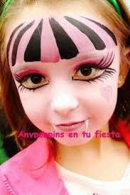 diy maquillage draculaura monster high idées et tutos 30