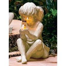 children garden statues. Garden Statues Of Children Unusual Inspiration Ideas Amazing Design Kids With Solar . L