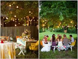 garden party lighting ideas. Garden Party Lighting Ideas. Outdoor Fairy Lights Ideas