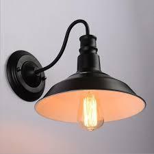 2019 <b>American Iron Cover Wall</b> Lamp E27 Lamp Holder 110 240V ...