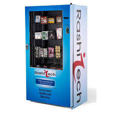 Medicine Vending Machine Mesmerizing Rashitech Medicine Vending Machine Rs 48 Unit Rashitech