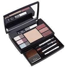 dior travel studio makeup palette voyage nib