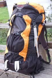 2004 Osprey Aether 60 Backpacking Light