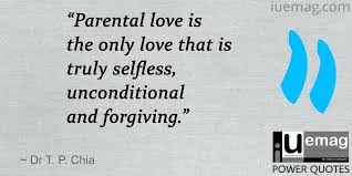 Selfless Love Quotes Enchanting Best Quotes For Parents Love Also Lovely Quotes On Parents Love And
