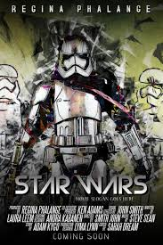 star wars template star wars movie film poster template postermywall