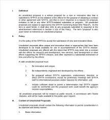 Policy Proposal Template policy proposal template Matthewgatesco 2