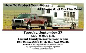 horse trailer program slider