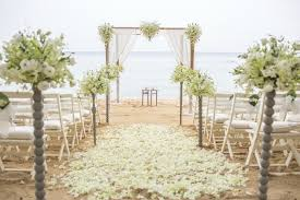 flowers for a beach wedding. beach wedding flowers and decorations for a u
