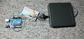 connecting a hid prox pro ii rfid reader to arduino obviate io arduino based rfid reader projects are a dime a dozen it s great and wonderful how plentiful and easy they are checking out adafruit or sparkfun one can