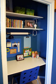 Kids Bedroom Desk Iheart Organizing Closet Case The Ultimate Kids Study Zone