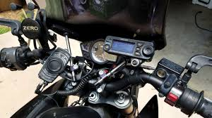 Motorcycle amateur radio group