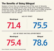 benefits of being bilingual t l language learning power  bilingualism essay speakers of more than one language see delayed onset of