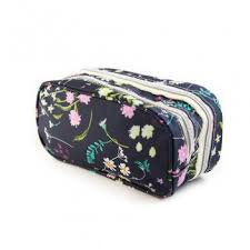 tonic australia um makeup bag whimsy ink cosmetics bag 22 x 9 x