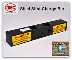 Mec Steel Shot Charge Bar S S 302s Ballisticproducts Com