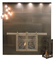 freestanding fireplace screens ironhaus and custom fireplace stoll fireplace inc custom glass fireplace doors heating and