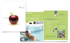 Healthcare Brochure New Healthcare Management Brochure Template Design