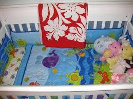 sea life nursery bedding themed baby