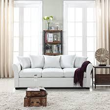 traditional fabric sofas. Plain Traditional Classic Traditional Ultra Comfortable Linen Fabric Sofa  Living Room  Couch Beige To Sofas