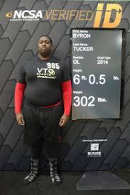 Byron Tucker, Jr.'s Football Recruiting Profile