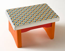 duct tape furniture. Duct Tape Crafts: How To Decorate A Stool Duct Tape Furniture