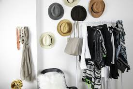 DIY: Hat Wall Display