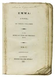 emma jane austen society of north america st louis jane austen emma 1816