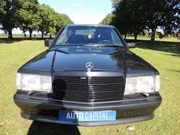 Used 1989 MERCEDES-BENZ 190 Mercedes 190 E 2.5-16 for sale in ...