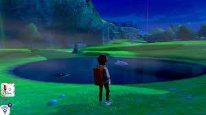How to change the weather in Pokémon Sword and Shield's Wild Area