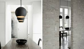 pendant lights dining table