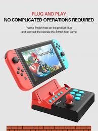 Tay cầm chơi game iPega PG 9136 Arcade Joystick cho Nintendo Switch Đơn  Đính Đá Điều Khiển Joypad Tay Cầm Chơi Game cho Máy Nintendo Switch Tay Cầm  Chơi Game