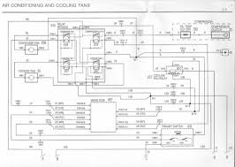 central air conditioning system diagram. 21, air conditioning and cooling fans central system diagram