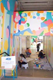 oh joy mural for the southern california children s museum