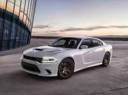 The Dodge Charger Hellcat Is Officially The Fastest Sedan Ever ...