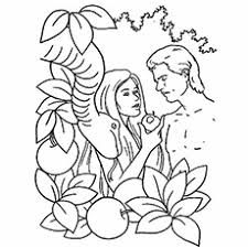 People who printed this coloring page also printed. Top 25 Freeprintable Adam And Eve Coloring Pages Online