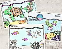 Free printable coloring pages for kids! Free Ocean Coloring Pages