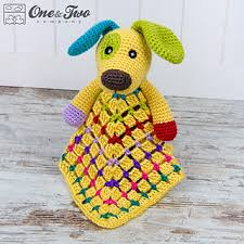 Free Crochet Lovey Pattern Interesting Ravelry Scrappy Puppy Lovey Pattern By Carolina Guzman