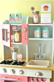 kid kitchen best wood toy kids images on play kitchens wooden toys and utensils set di