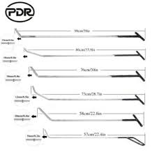 Pdr Hook Tools Push Rods Dent Removal Paintless Repair Car Body Kit China