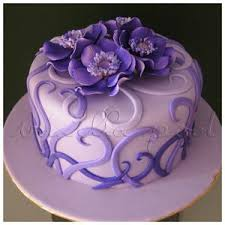 Cake Designs For A Woman Single Layer Google Search Cakes Cake