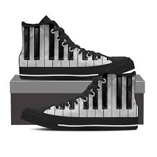 Piano Shoes - Groove Bags