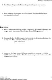 alluring balancing chemical equations quiz p writing chemical equations worksheet worksheet large