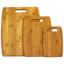 amazon com oceanstar cb1156 3 piece set bamboo cutting board set