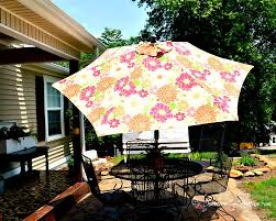 how to clean a patio umbrella
