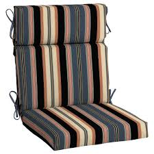back outdoor chair cushion 2 pack