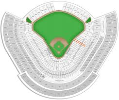 Dodgers Seating Chart With Rows Los Angeles Dodgers Dodger Stadium Seating Chart