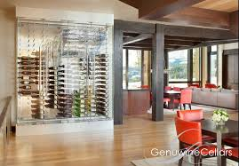 home wine room lighting effect. Label-Link-by-Genuwine-Cellars11-YellowstoneClub Home Wine Room Lighting Effect